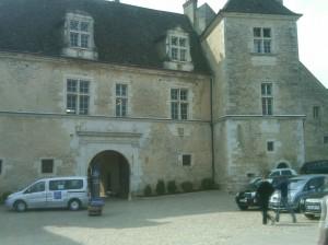 GJDB 2012, Day 1 - Clos Vougeot