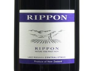 "2012 ""Rippon Mature Vines"""